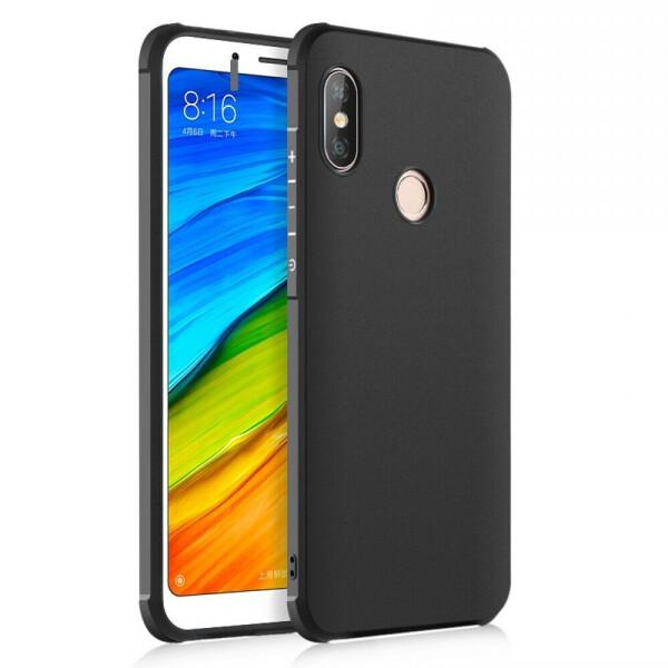 Защитный чехол UniCase Classic Protect для Xiaomi Redmi Note 6 / Note 6 Pro - Black