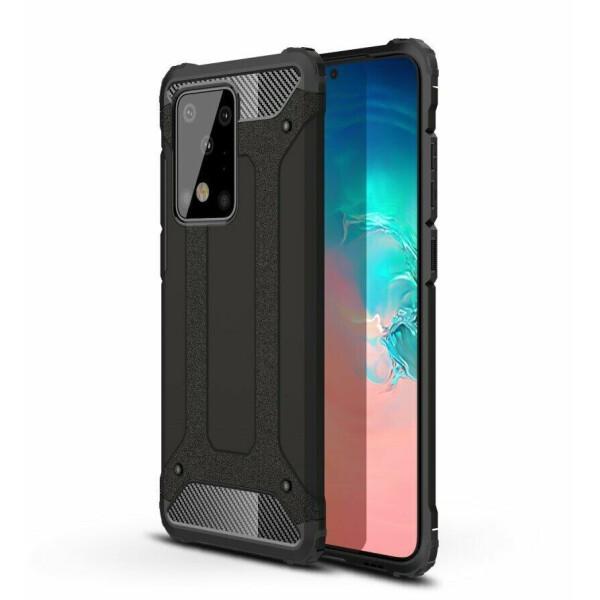 Купить Чехлы для телефонов, Защитный чехол UniCase Rugged Guard для Samsung Galaxy S20 Ultra (G988) - Black