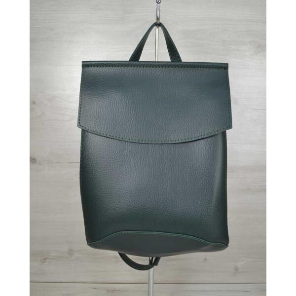 Купить Рюкзаки, Рюкзак WeLassie женский молодежный зеленого цвета (44208)