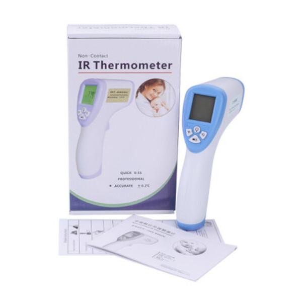Non-Contact / Электронный бесконтактный  инфракрасный градусник термометр