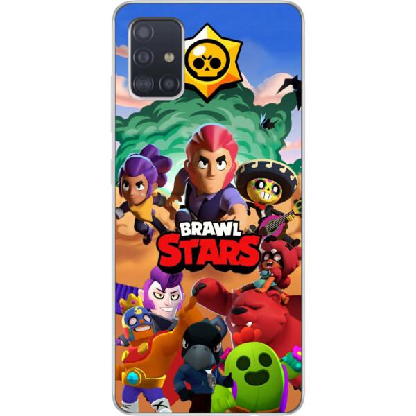 Купить Чехлы для телефонов, Оригинальный чехол Amstel для Samsung A51 2020 Galaxy A515 с картинкой Бравл Старс