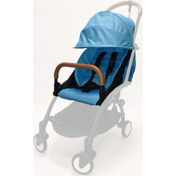 Купить Аксессуары для автокресел, Текстильный комплект Yoya 175А+ Голубой