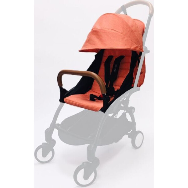 Купить Аксессуары для автокресел, Текстильный комплект Yoya 175А+ Оранжевый