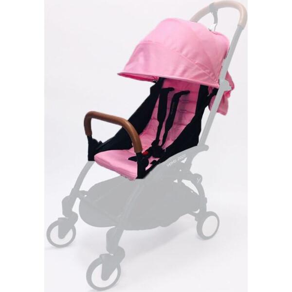 Купить Аксессуары для автокресел, Текстильный комплект Yoya 175А+ Розовый