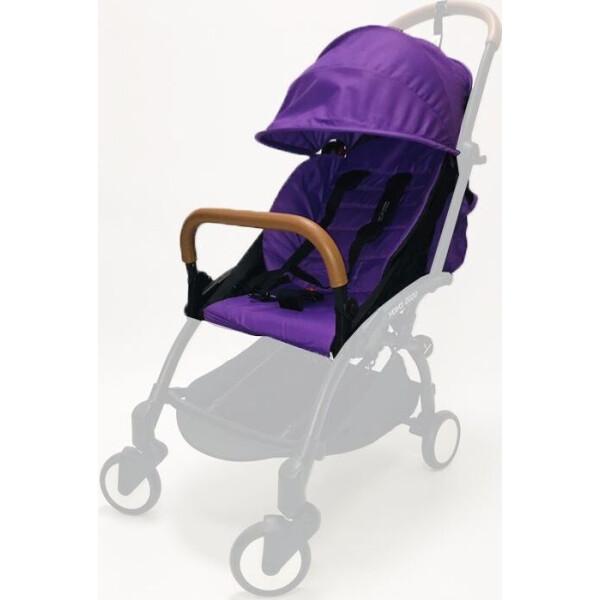 Купить Аксессуары для автокресел, Текстильный комплект Yoya 175А+ Фиолетовый
