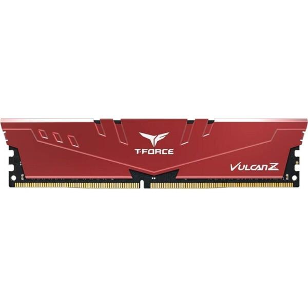 Купить Оперативная память, DDR4 8GB 2666 MHz T-Force Vulcan Z Red Team (TLZRD48G2666HC18H01)