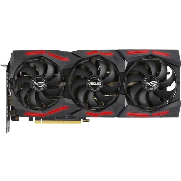 Купить Видеокарты, Asus GeForce RTX2060 SUPER 8192Mb ROG STRIX ADVANCED EVO GAMING (ROG-STRIX-RTX2060S-A8G-EVO-GAMING)