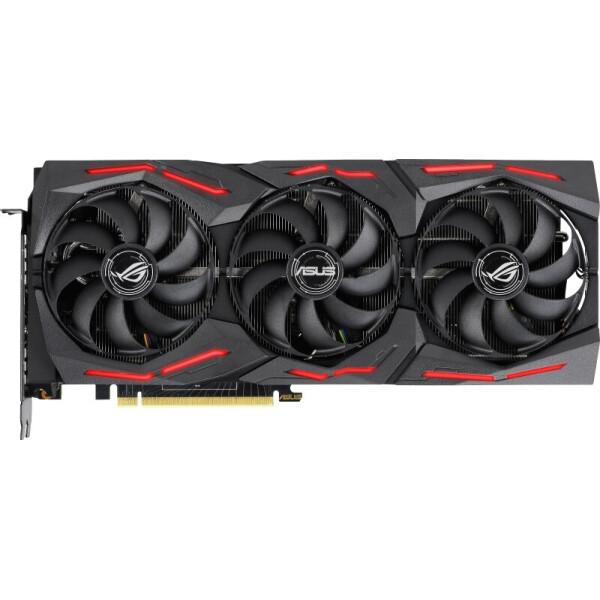 Купить Видеокарты, Asus RTX 2080 Super 8GB ROG Strix Gaming OC White (ROG-STRIX-RTX2080S-O8G-GAMING)