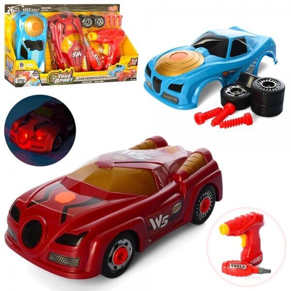 Машина Bambi 661-410 Красный