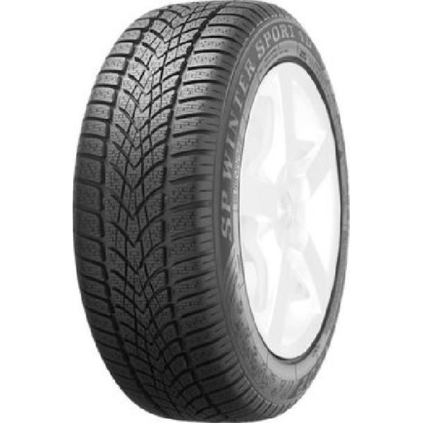 Купить Автошины, Dunlop SP Winter Sport 4D 245/45 R17 99H XL M0