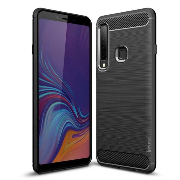 Купить Чехлы для телефонов, TPU чехол iPaky Slim Series для Samsung Galaxy A9 (2018) Черный