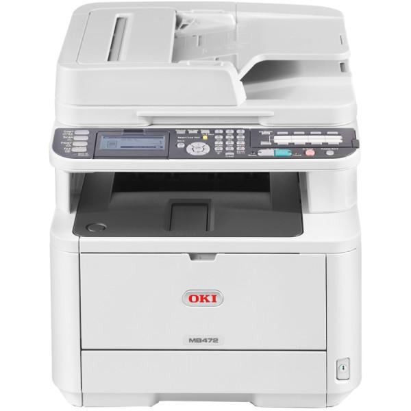 Многофункциональное устройство OKI MB472DNW