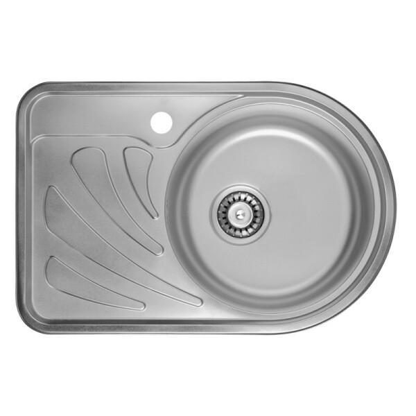 Купить Кухонные мойки, ULA 7111 R Satin (ULA7111SAT08R)