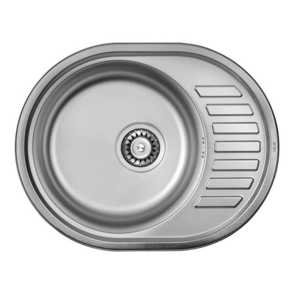 Купить Кухонные мойки, ULA 7112 U Satin (ULA7112SAT08)