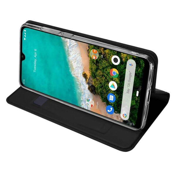 Купить Чехлы для телефонов, Чехол-книжка Dux Ducis с карманом для визиток для Xiaomi Mi A3 (CC9e) Черный
