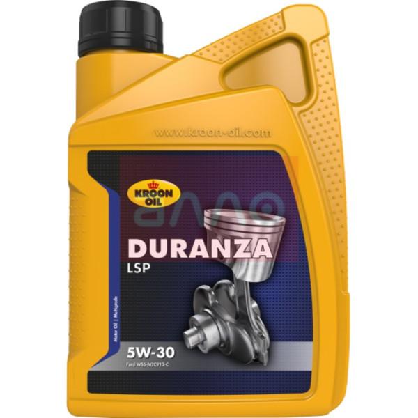 Купить Моторные масла, Kroon Oil Duranza LSP 5W-30, 1л (34202)