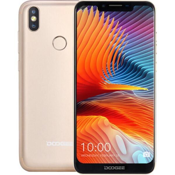 Купить Смартфоны и мобильные телефоны, Doogee BL5500 Lite 2/16GB Gold
