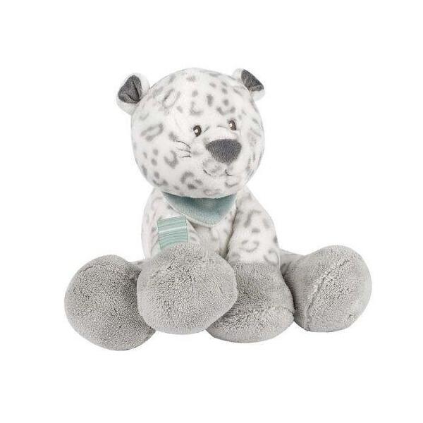 Купить Мягкие игрушки, Мягкая игрушка Nattou Леопард Лея 24см 963008