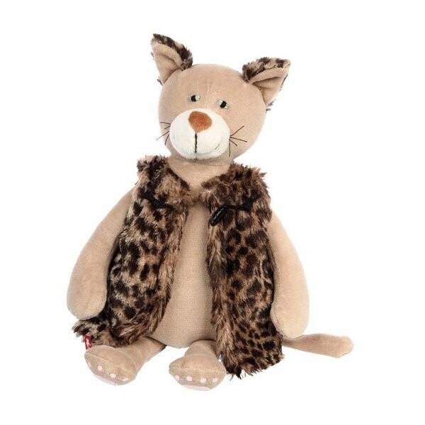 Купить Мягкие игрушки, Мягкая игрушка Sigikid Котик в кафтане 36 см 38780SK