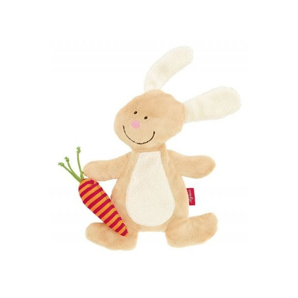 Купить Мягкие игрушки, Мягкая игрушка Sigikid Кролик 18 см 40675SK