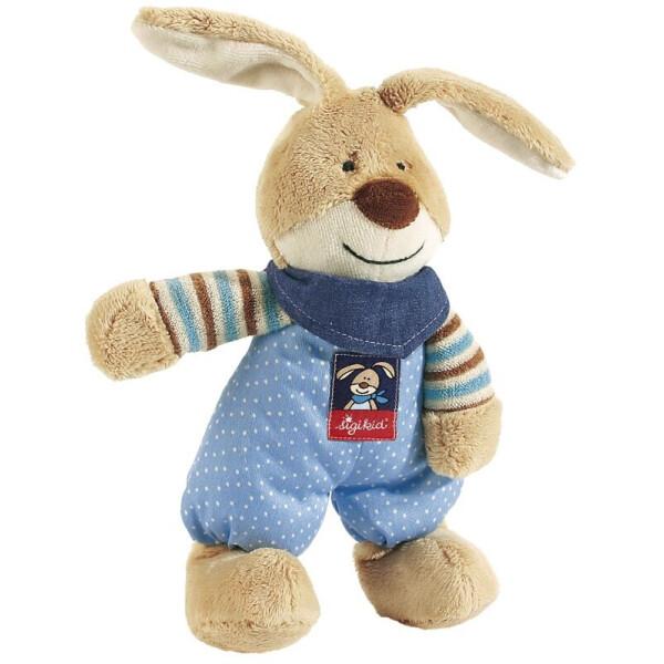 Купить Мягкие игрушки, Мягкая игрушка Sigikid Кролик 24см 47897SK