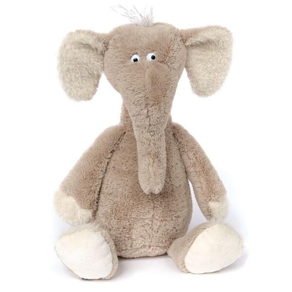 Купить Мягкие игрушки, Мягкая игрушка Sigikid Слон 36см 38701SK