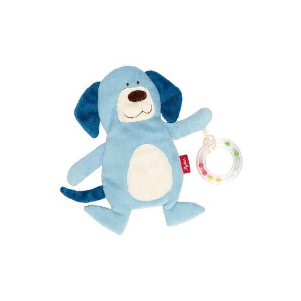 Купить Мягкие игрушки, Мягкая шуршащая игрушка Sigikid Собачка 20 см 41881SK
