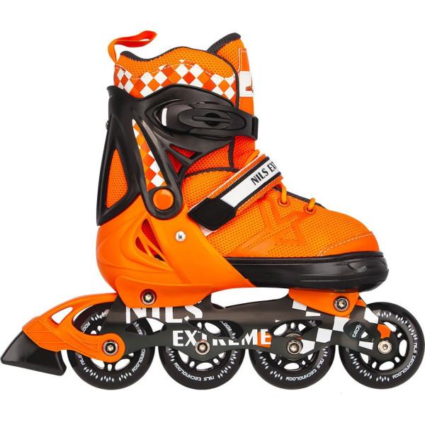 Купить Роликовые коньки, Nils Extreme 31-34 Orange (NA13911A-ORG_S31-34)