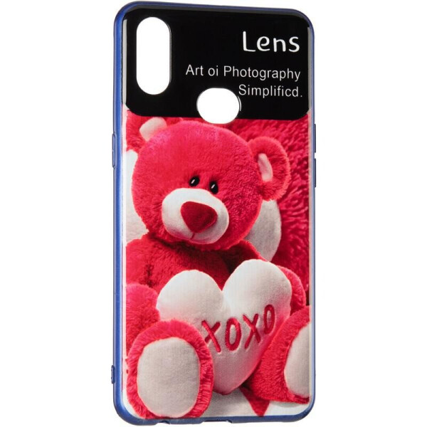 Купить Чехлы для телефонов, Чехол накладка TPU Gelius QR для Samsung A107 A10s Bear