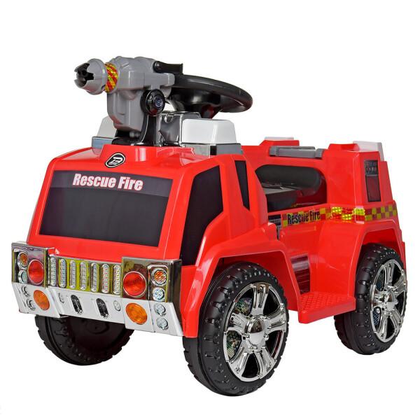 Купить Детские электро- и веломобили, Электромобиль Машина ZPV119AR-3 красный BAMBI