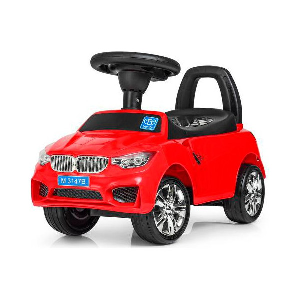 Купить Детские качалки, каталки, Каталка-толокар Bambi BMW M 3147B(MP3)-3 Red (M 3147B(MP3))