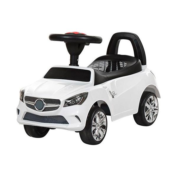 Купить Детские качалки, каталки, Каталка-толокар Bambi Mercedes M 3147C(MP3)-1 White (M 3147C(MP3))