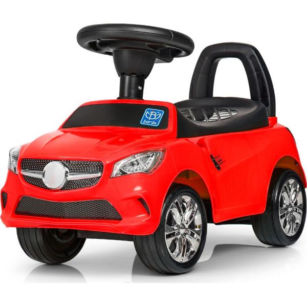 Купить Детские качалки, каталки, Каталка-толокар Bambi Mercedes M 3147C(MP3)-3 Red (M 3147C(MP3))