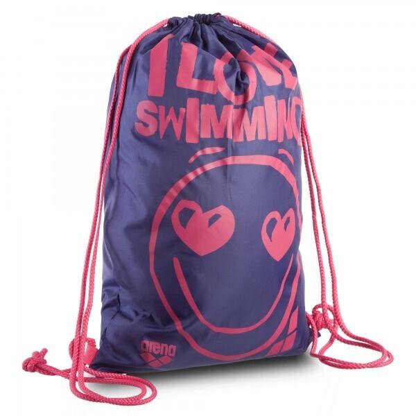 Купить Рюкзаки, Рюкзак-мешок ARENA AR-93586-15 SLOGAN SWIMBAG LOVE