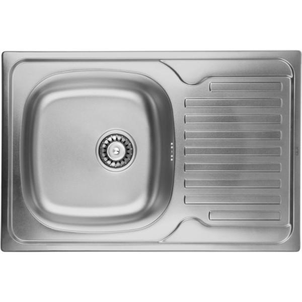 Купить Кухонные мойки, ULA 7203 U Satin, ULA7203SAT08