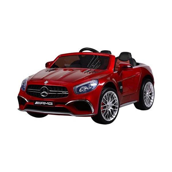 Купить Детские электро- и веломобили, Электромобиль Машина M 3583EBLRS-3 красный BAMBI