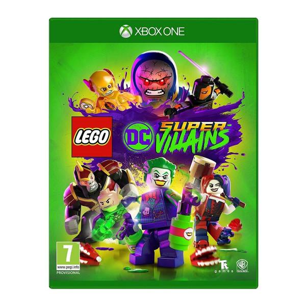 Купить Игры, для Xbox One Lego DC Super-Villains, TT Games