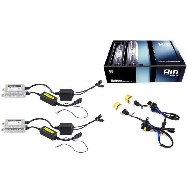 Купить Ксенон, Комплект ксенона Infolight Expert Pro (с обманкой) 35w HB3 (9005)/H10 +50% 4300k