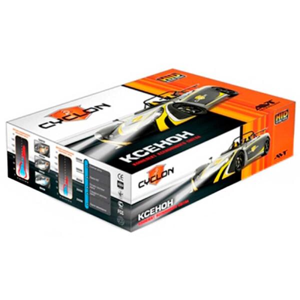 Купить Билинзы, Биксеноновые линзы Cyclone BL-2.5 H1 Standart, S21 Square LED CREE A21 TW