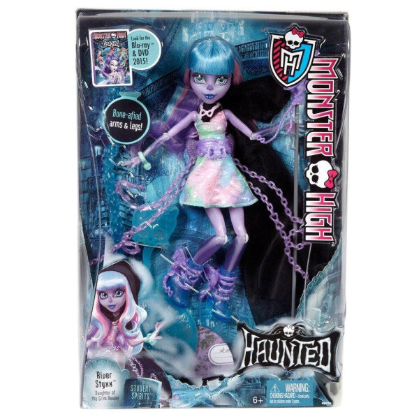 Купить Куклы, наборы для кукол, Кукла Монстер Хай Ривер Стикс Призрачные River Styxx Haunted, NN