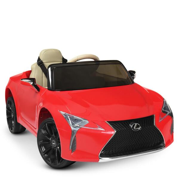 Купить Детские электро- и веломобили, Электромобиль Машина JE1618EBLR-3 красный BAMBI