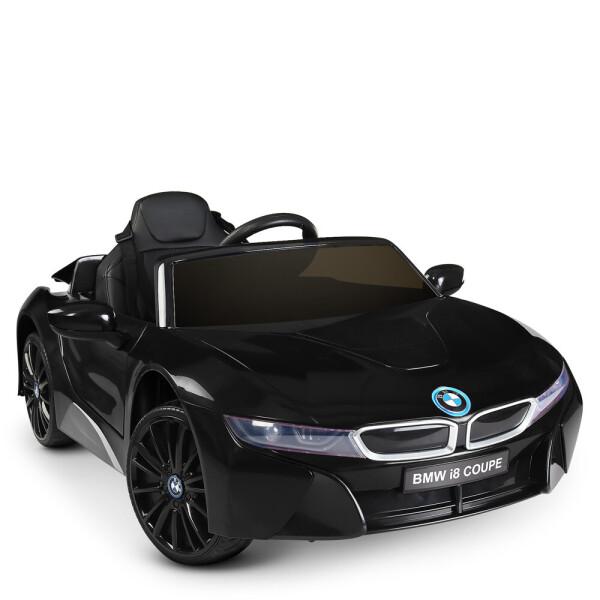 Купить Детские электро- и веломобили, Электромобиль Машина JE1001EBLR-2 черный BAMBI
