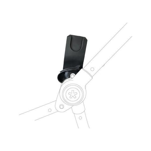 Купить Аксессуары для колясок, Адаптер Kiddy Evostar Light 1 Black (4611FCS000)