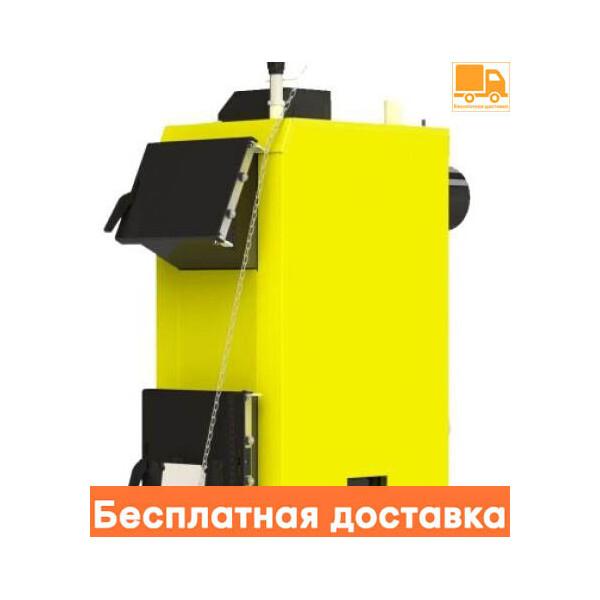 Купить Твердотопливные котлы, Котлы Кронас Еко твердотопливный 12 кВт. Бесплатная доставка!, Kronas