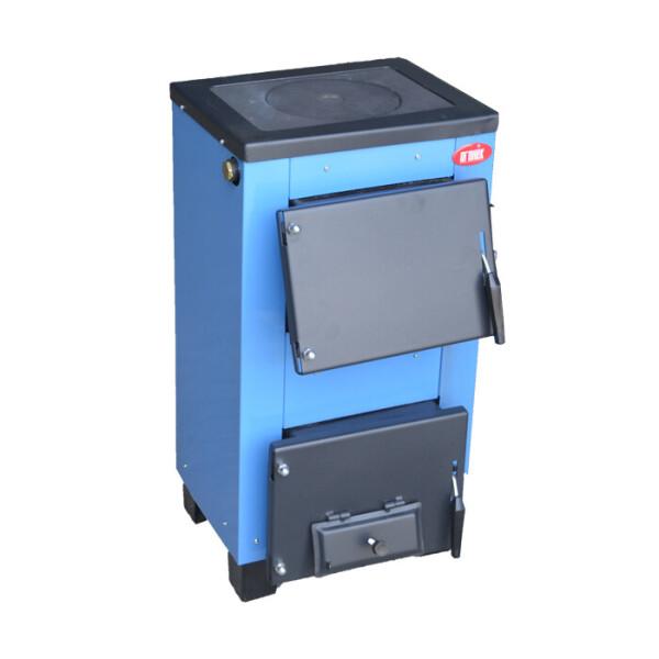 Купить Твердотопливные котлы, Котлы Огонек КОТВ-12П твердотопливный-плита 12 кВт