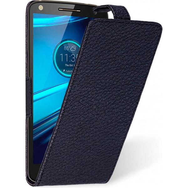 Купить Чехлы для телефонов, флип Liberty для Motorola DROID Turbo 2 Черный (35377)