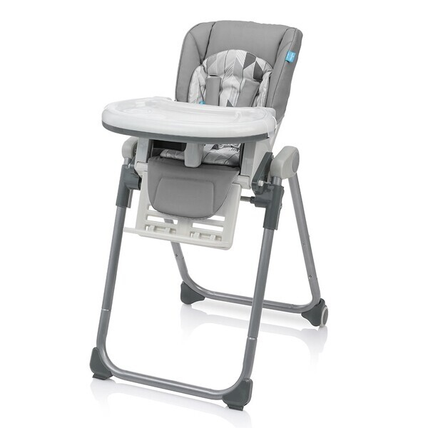 Купить Стульчики для кормления, Стульчик для кормления Baby Design Lolly Pastell 07 Silk Gray (201394)