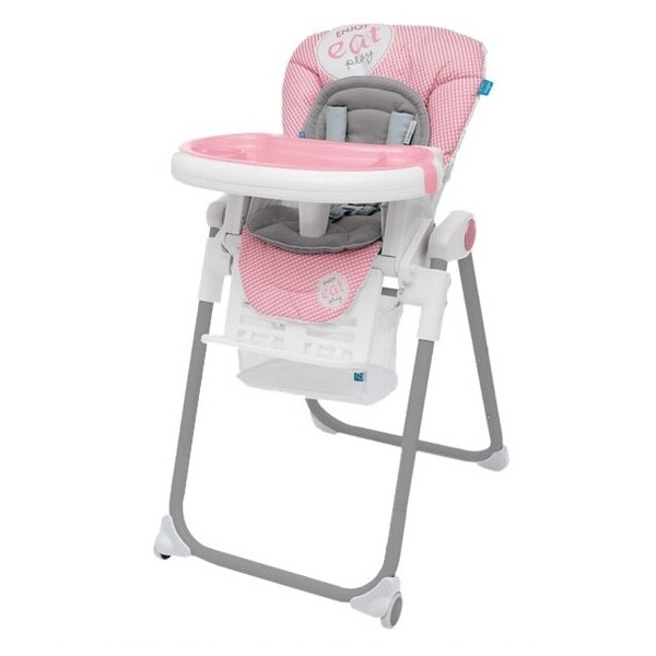 Купить Стульчики для кормления, Стульчик для кормления Baby Design Lolly-08 2017, розовый (20782)