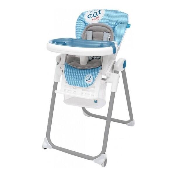 Купить Стульчики для кормления, Стульчик для кормления Baby Design Lolly-03 2017, голубой (20779)