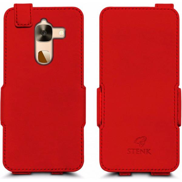 Купить Чехлы для телефонов, флип Stenk Prime для LeEco (LeTV) Le S3 (X626) Красный (58543)